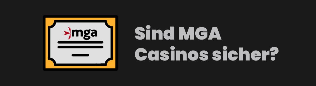 sind MGA Casinos sicher